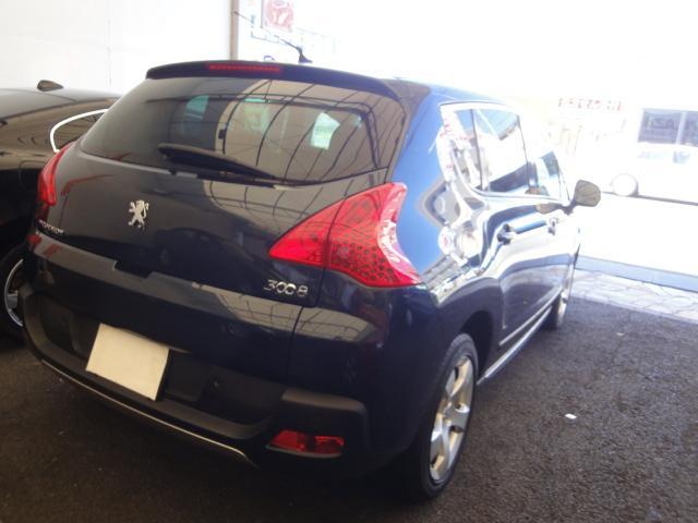 「プジョー」「プジョー 3008」「SUV・クロカン」「兵庫県」の中古車4