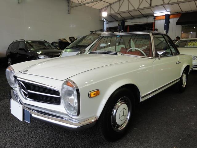 「メルセデスベンツ」「SLクラス」「オープンカー」「兵庫県」の中古車2