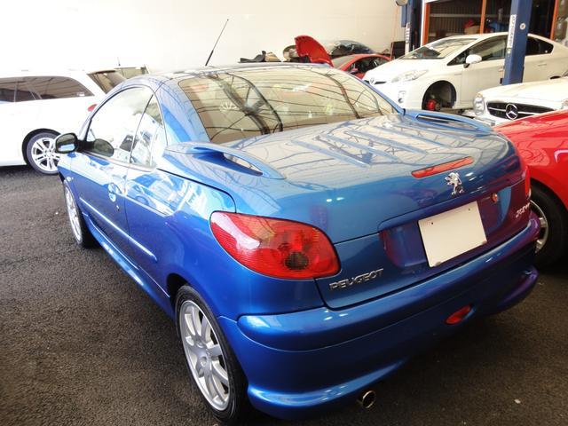 「プジョー」「206」「オープンカー」「兵庫県」の中古車4