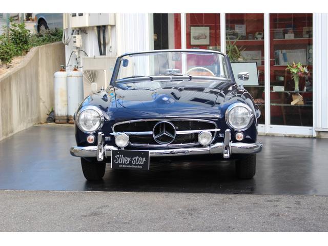 「メルセデスベンツ」「SLクラス」「オープンカー」「兵庫県」の中古車4