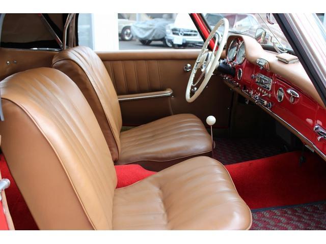190SL W121 4MT 1960年式 幌張り替え済み(14枚目)