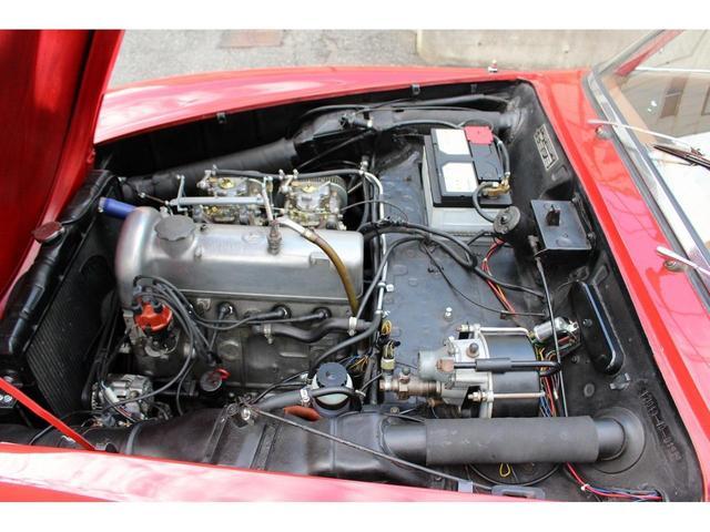 190SL W121 4MT 1960年式 幌張り替え済み(19枚目)
