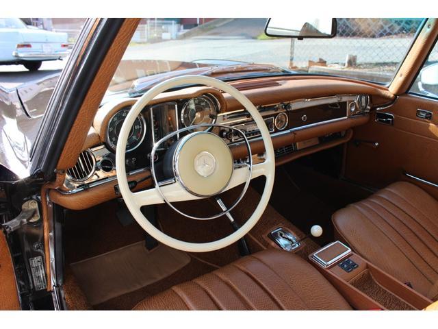 280SL W113 4AT 1969年式 禁煙車(9枚目)