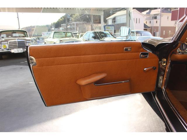280SL W113 4AT 1969年式 禁煙車(11枚目)