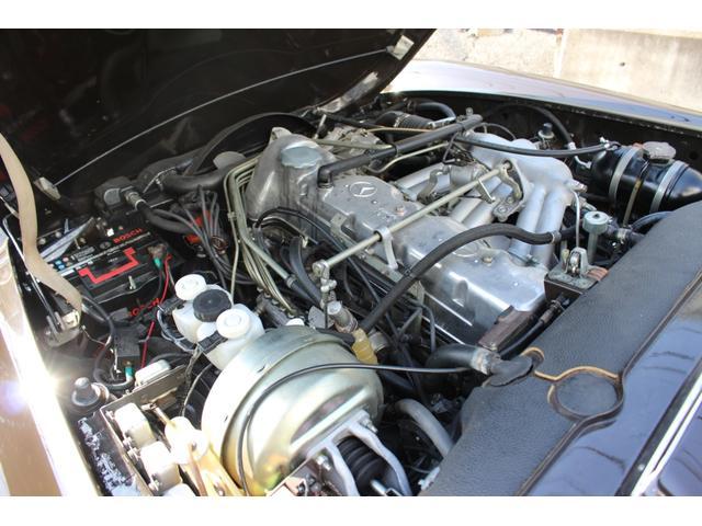 280SL W113 4AT 1969年式 禁煙車(16枚目)