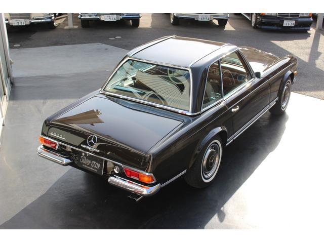 280SL W113 4AT 1969年式 禁煙車(17枚目)