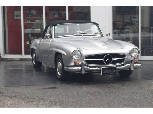 「メルセデスベンツ」「SLクラス」「オープンカー」「兵庫県」の中古車3