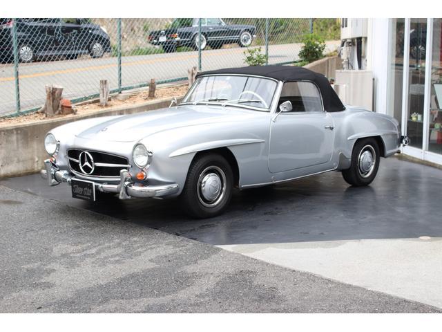 「メルセデスベンツ」「SLクラス」「オープンカー」「兵庫県」の中古車5