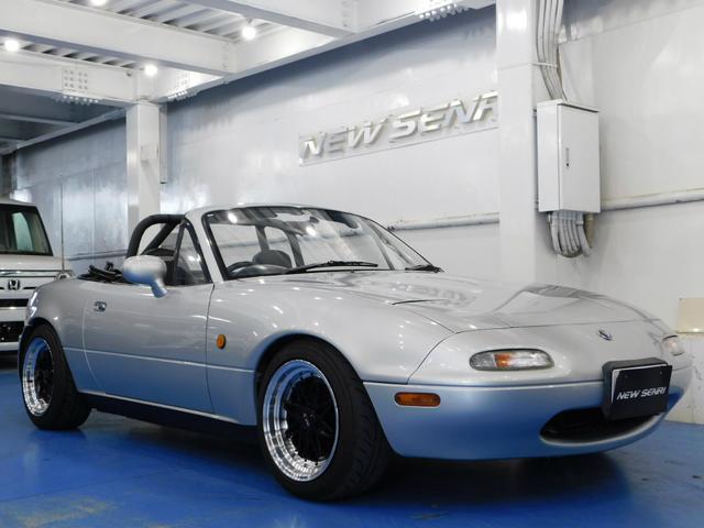 「その他」「ユーノスロードスター」「オープンカー」「鹿児島県」の中古車24