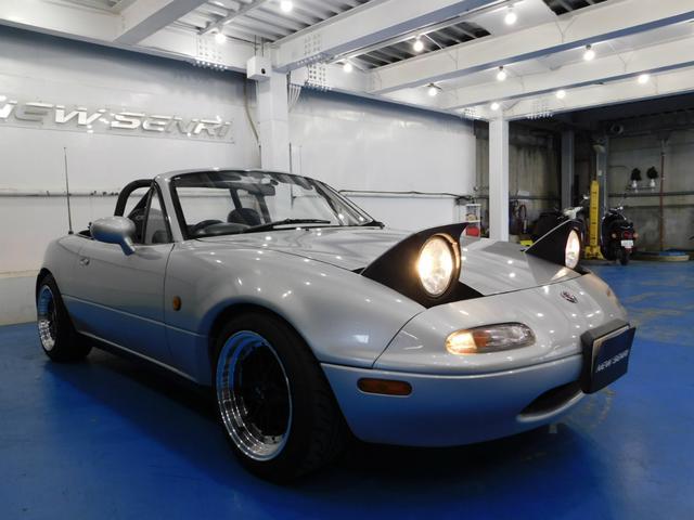 「その他」「ユーノスロードスター」「オープンカー」「鹿児島県」の中古車29