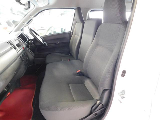 ウェルキャブ Bタイプ ロング 福祉車両 車イス2台固定(13枚目)