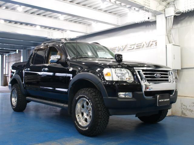 「フォード」「フォード エクスプローラースポーツトラック」「SUV・クロカン」「鹿児島県」の中古車24