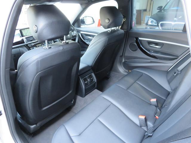 BMW BMW 320dツーリングスタイルエッジ黒革ヒーターLEDワンオナ