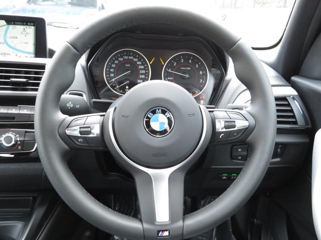 BMW BMW 118i Mスポーツ登録済未使用車HDDナビETCクルコン