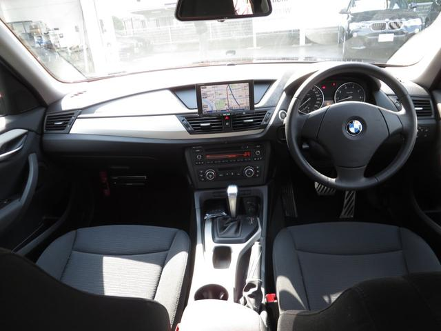 BMW BMW X1 sDrive 18iXラインHDDナビ地デジコンフォートA