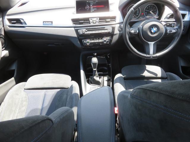 BMW BMW X1 sDrive 18i Mスポーツ弊社デモカーHDDナビBカメ