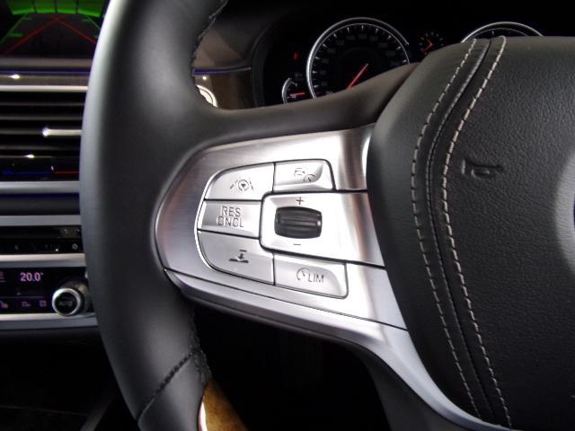 740d xDrive エクゼクティブ デモカー黒レザーSR(13枚目)