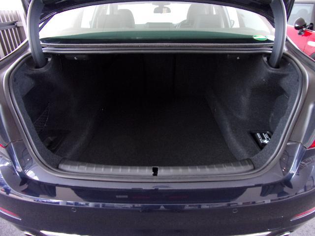523iラグジュアリーデモカー黒レザーHDDナビ地デジACC(9枚目)