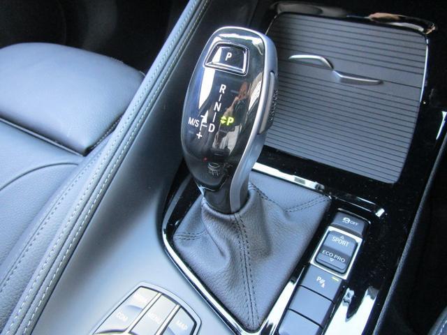 sDrive 18i MスポーツX ハイラインパック 弊社デモカー ハイラインパッケージ ブラックレザーシート アクティブクルーズコントロール 純正HDDナビ リアビューモニター フロントシートヒーター LEDヘッドライト 電動リアゲート(11枚目)