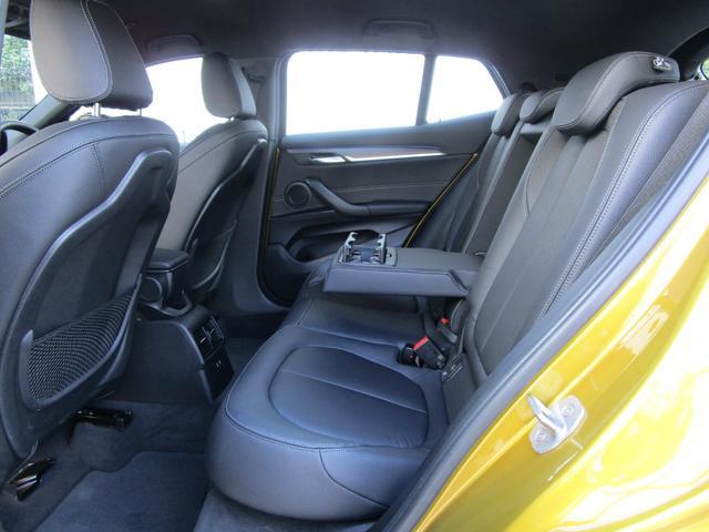 sDrive 18i MスポーツX ハイラインパック 弊社デモカー ハイラインパッケージ ブラックレザーシート アクティブクルーズコントロール 純正HDDナビ リアビューモニター フロントシートヒーター LEDヘッドライト 電動リアゲート(39枚目)