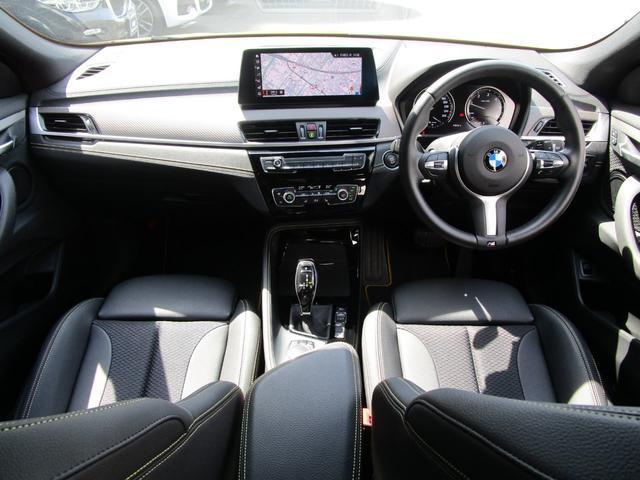 xDrive 18d MスポーツX 弊社デモカー コンフォートパッケージ・10.25インチHDDナビ・フロントシートヒーター・フロント電動シート・LEDヘッドライト・ミュージックコレクション・衝突軽減ブレーキ・SOSコール・システム(12枚目)
