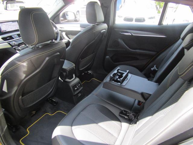 xDrive 18d MスポーツX 弊社デモカー コンフォートパッケージ・10.25インチHDDナビ・フロントシートヒーター・フロント電動シート・LEDヘッドライト・ミュージックコレクション・衝突軽減ブレーキ・SOSコール・システム(14枚目)