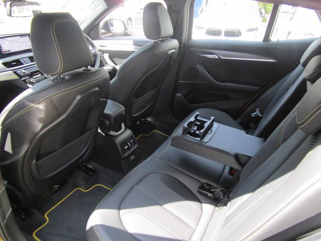 xDrive 18d MスポーツX 弊社デモカー コンフォートパッケージ・10.25インチHDDナビ・フロントシートヒーター・フロント電動シート・LEDヘッドライト・ミュージックコレクション・衝突軽減ブレーキ・SOSコール・システム(38枚目)