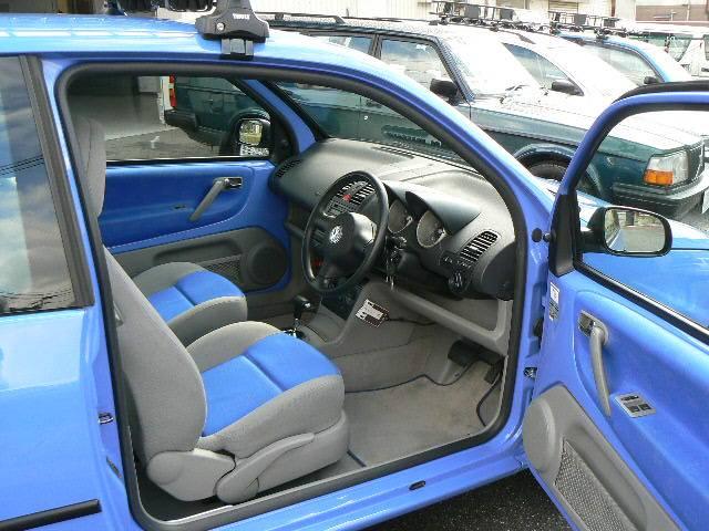 フォルクスワーゲン VW ルポ コンフォートパッケージ
