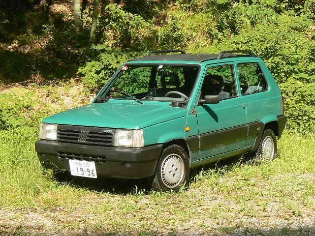 「フィアット」「フィアット パンダ」「コンパクトカー」「京都府」の中古車23