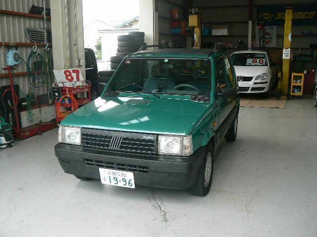 「フィアット」「フィアット パンダ」「コンパクトカー」「京都府」の中古車40