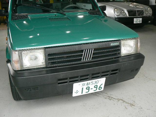 「フィアット」「フィアット パンダ」「コンパクトカー」「京都府」の中古車45
