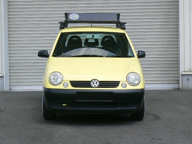 「フォルクスワーゲン」「VW ルポ」「コンパクトカー」「京都府」の中古車3
