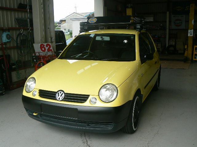 「フォルクスワーゲン」「VW ルポ」「コンパクトカー」「京都府」の中古車26