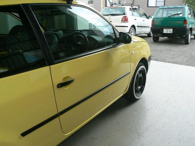 「フォルクスワーゲン」「VW ルポ」「コンパクトカー」「京都府」の中古車38