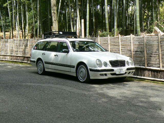 「メルセデスベンツ」「Eクラスワゴン」「ステーションワゴン」「京都府」の中古車25