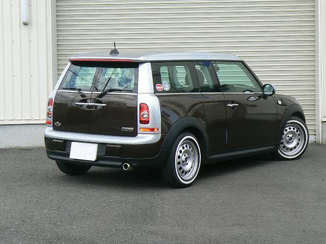 「MINI」「MINI」「ステーションワゴン」「京都府」の中古車5