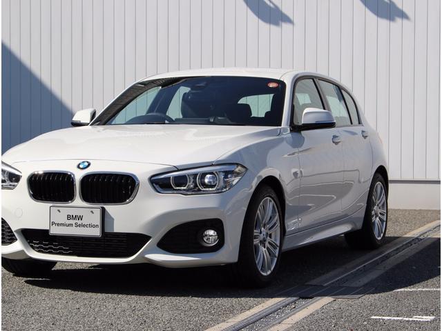 BMW BMW 118d Mスポーツ パーキングサポートP 弊社社有車