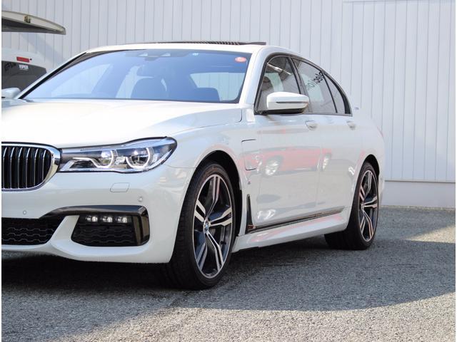 BMW BMW 740eアイパフォーマンス Mスポーツ 20AW デモカー