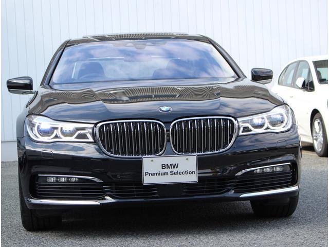 BMW BMW 740i プラスP レーザーライト デモカー 認定中古車