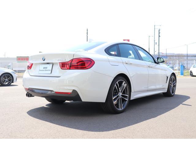「BMW」「4シリーズ」「セダン」「京都府」の中古車5