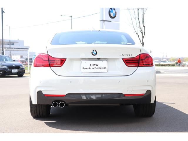 「BMW」「4シリーズ」「セダン」「京都府」の中古車6