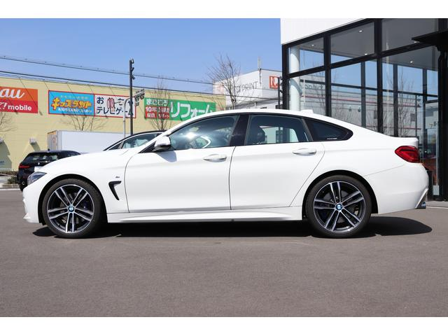 「BMW」「4シリーズ」「セダン」「京都府」の中古車8