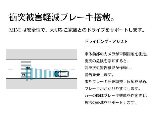 クーパーS クロスオーバー ペッパー アップルカープレイ(5枚目)