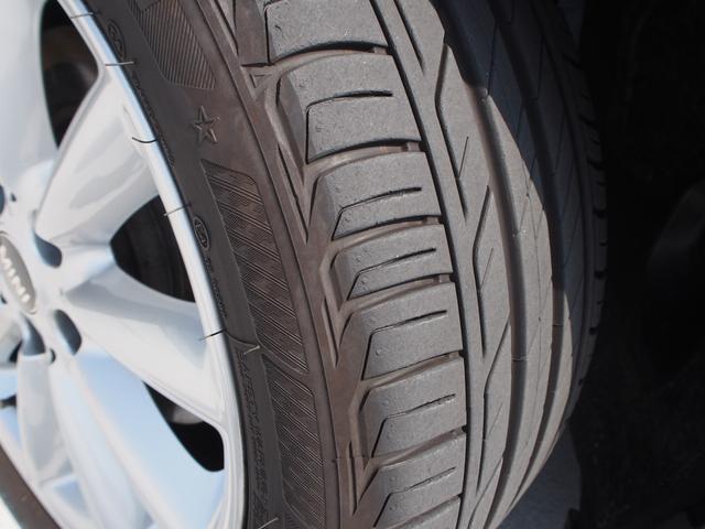 タイヤの溝もキレイな状態です。