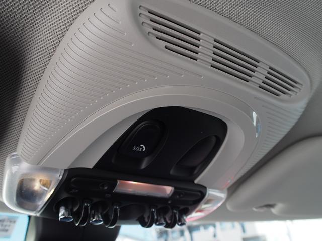 クーパー 3ドア 60周年限定車 専用ダークマロンレザーシート 専用レザーステアリング シートヒーター LEDライトパッケージ ペッパー クルコン 安全装備(18枚目)