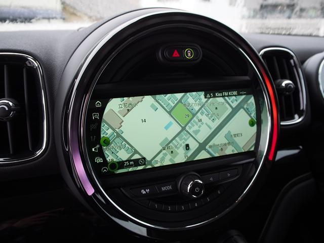 クーパー クロスオーバー ペッパー アップルカープレイ LEDライト 衝突被害軽減ブレーキ アクティブクルーズコントロール(4枚目)