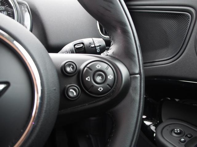 クーパー クロスオーバー ペッパー アップルカープレイ LEDライト 衝突被害軽減ブレーキ アクティブクルーズコントロール(8枚目)