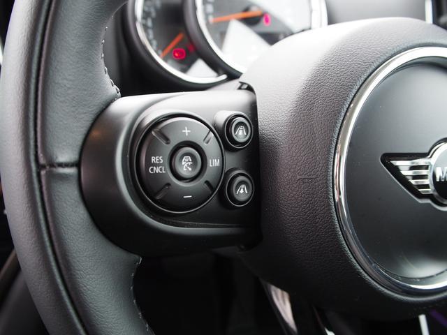 クーパー クロスオーバー ペッパー アップルカープレイ LEDライト 衝突被害軽減ブレーキ アクティブクルーズコントロール(9枚目)