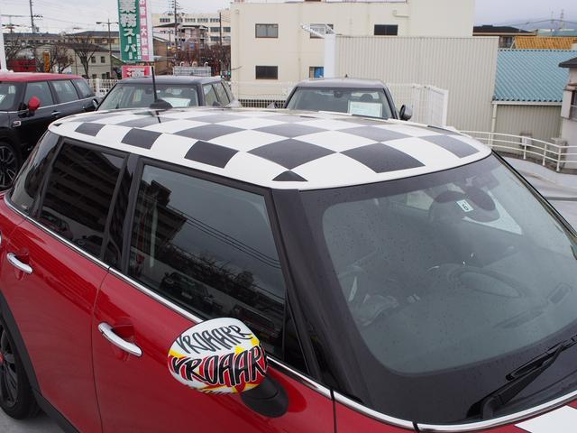 「MINI」「MINI」「コンパクトカー」「兵庫県」の中古車5