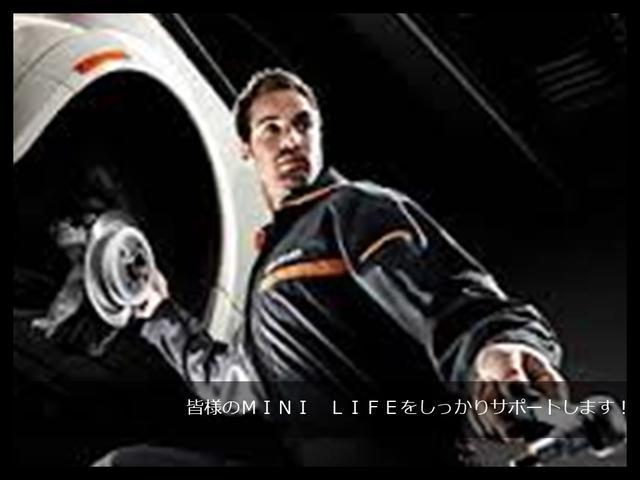 ジョンクーパーワークス クロスオーバー 19インチAW ランフラットタイヤ ナビ リアカメラ ETC クロームラインインテリア ボンネットストライプ(30枚目)